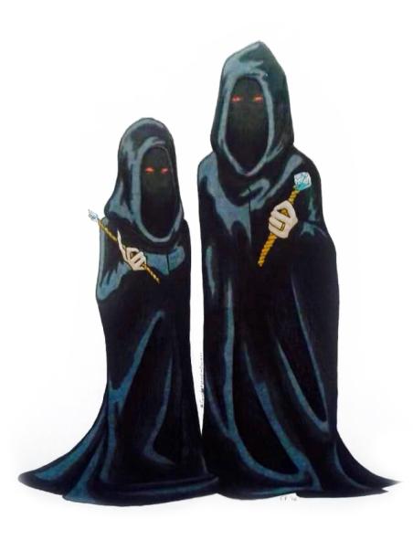 Witch & Warlock